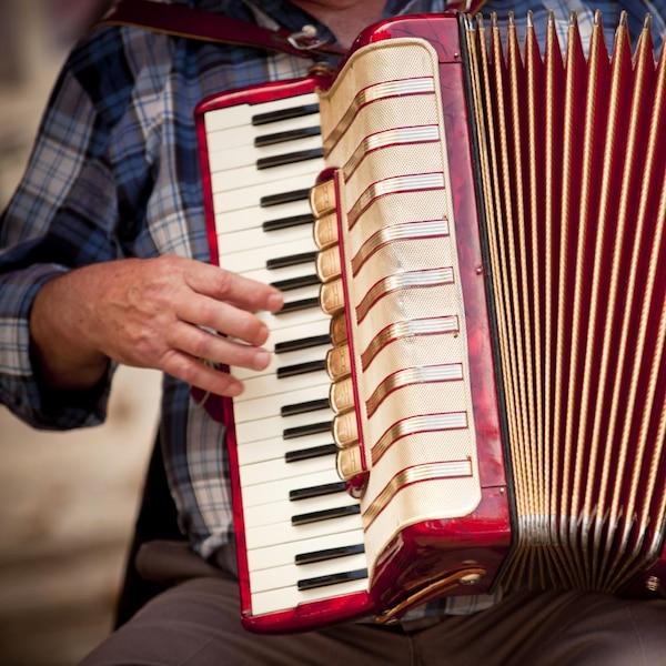 Les étincelles : Harrison Vallis et son accordéon à T.-N.-L.