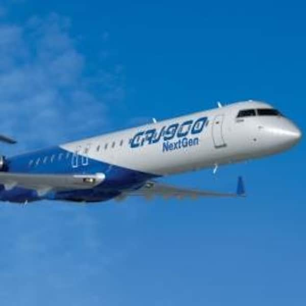 Le CRJ900 de Bombardier