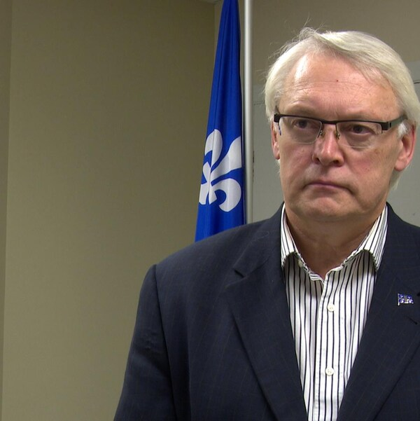 Le député indépendant de Gaspé, Gaétan Lelièvre, dénonce le manque d'intérêt du gouvernement Couillard à l'endroit de la Gaspésie