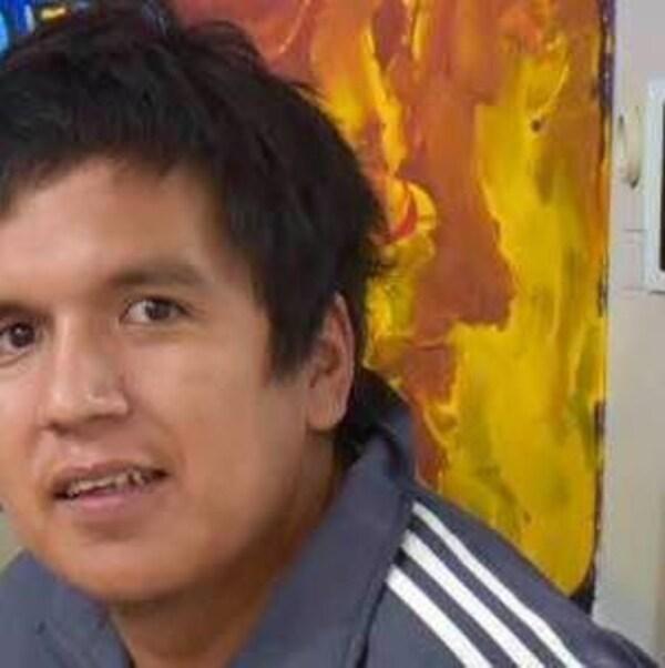 James Ambroise, 26 ans, est porté disparu de Wemotaci depuis le 15 octobre.