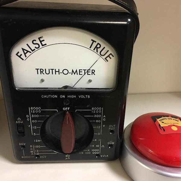 Politifact fait une vérification des faits pour tenter de détecter les faussetés et les mensonges.