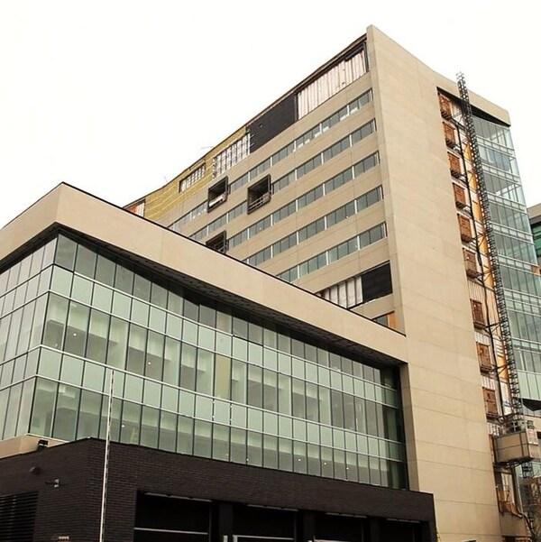 L'Hôpital général juif dans son ensemble.