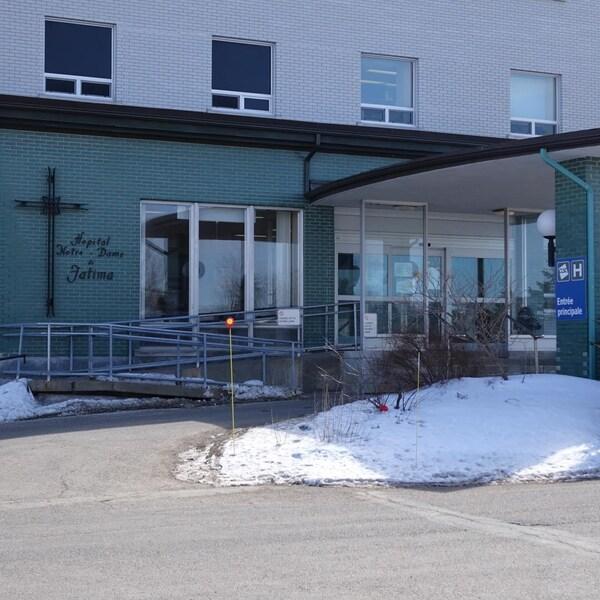 L'hôpital Notre-Dame-de-Fatima de La Pocatière