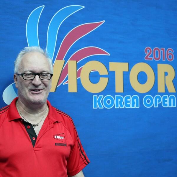 Yves Côté au Korea Open 2016