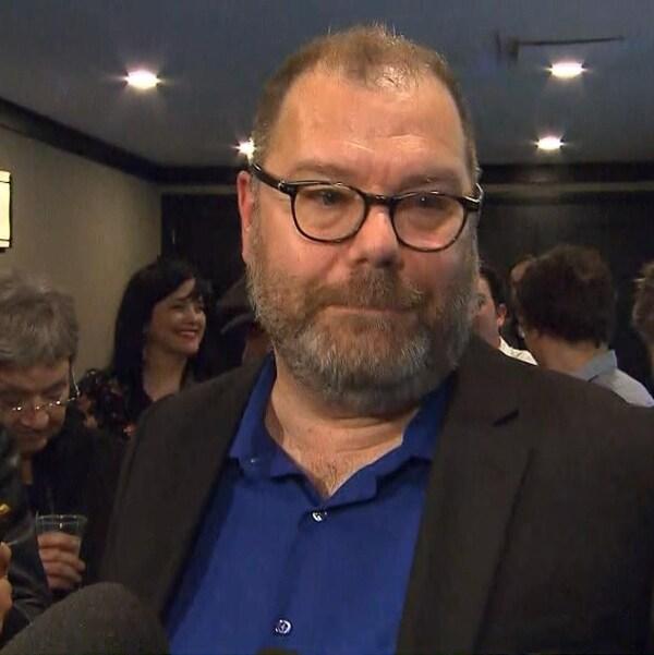Le député démissionnaire bloquiste Mario Beaulieu.