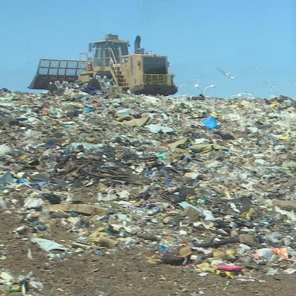 Si la Ville d'Halifax ne trouve pas de solution, elle devra jeter les pellicules de plastique de son territoire dans un site d'enfouissement.