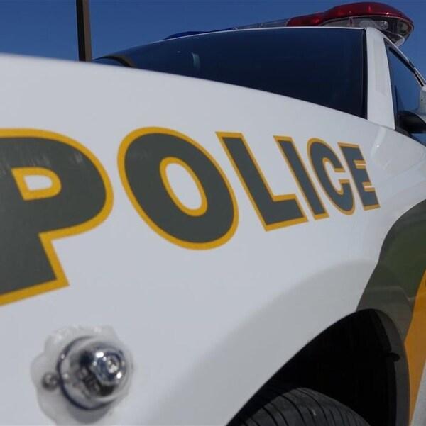 Une autopatrouille de la Sûreté du Québec
