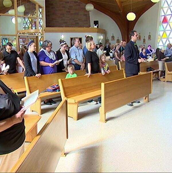 Paroisse des Saints-Martyrs-Canadiens à Saskatoon