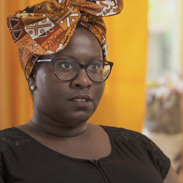 Portrait Ariane Métellus.