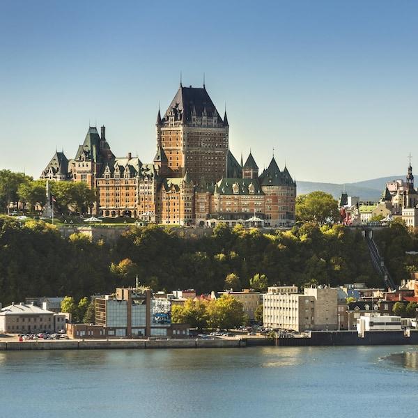 La ville de Québec