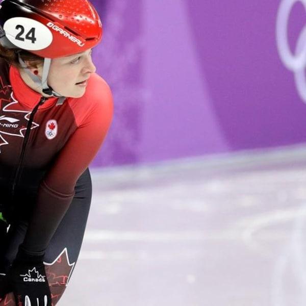 Kim Boutin 500m