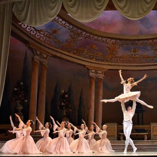 Le ballet Casse-noisette du Royal Winnipeg Ballet.