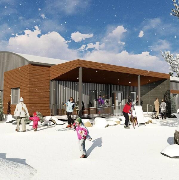 La Station récréotouristique Gallix ouvrira ses portes une semaine plus tard que prévu.