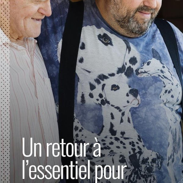 Un retour à l'essentiel pour Serge Brideau
