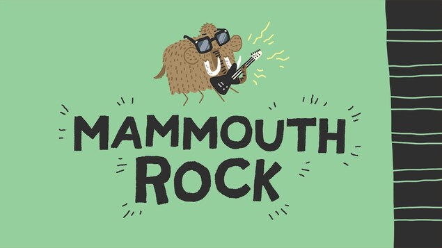 Le livre audio Mammouth rock.