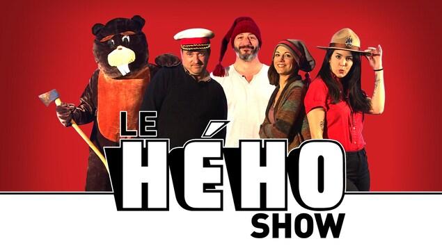 Le Hé Ho Show