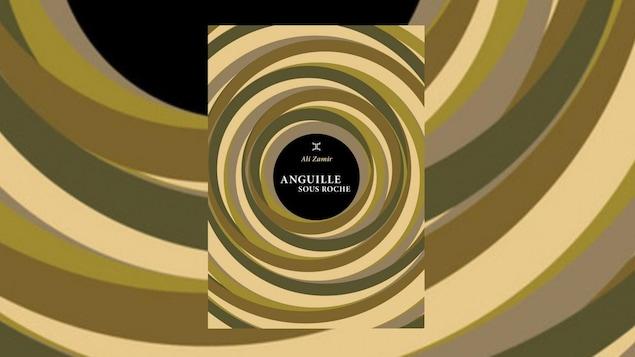 La couverture du livre « Anguille sous roche », d'Ali Zamir, en format de poche (Le Tripode)
