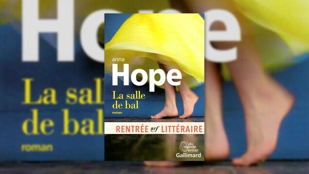 La couverture du livre « La salle de bal » de Anna Hope