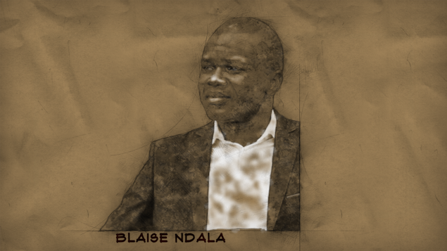 Illustration de Blaise Ndala