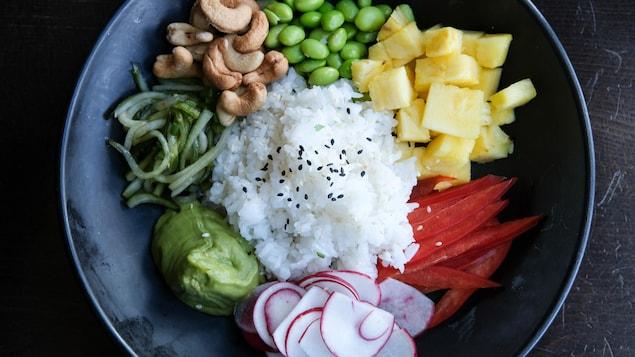 Le cochon dingue s'offre un menu végétalien