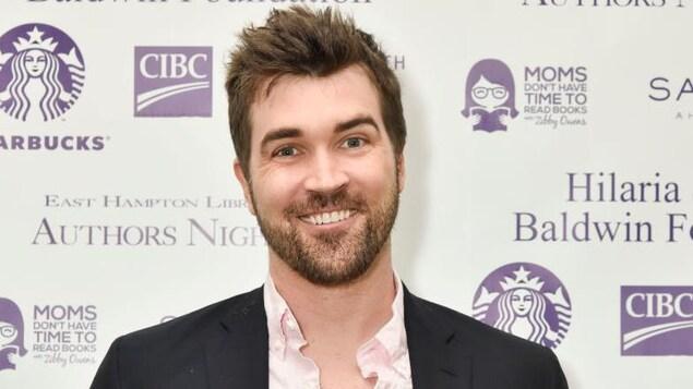 Portrait de Dan Mallory qui sourit