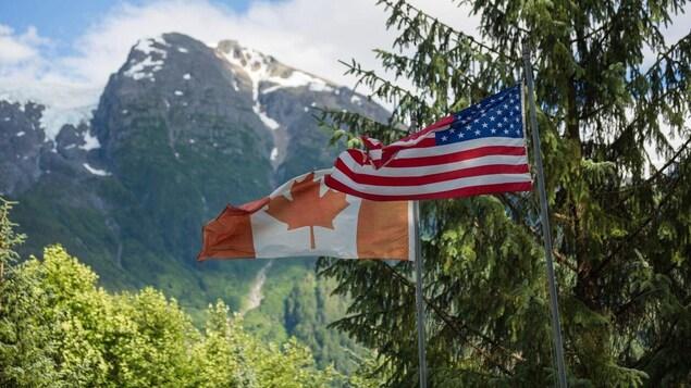 Alors que la frontière américaine ouvre, le Yukon attend ses premiers visiteurs
