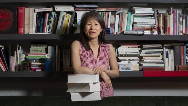 L'écrivaine québécoise d'origine vietnamienne Kim Thúy