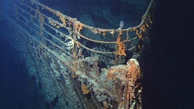 Le Titanic sera la prochaine destination pour de riches touristes