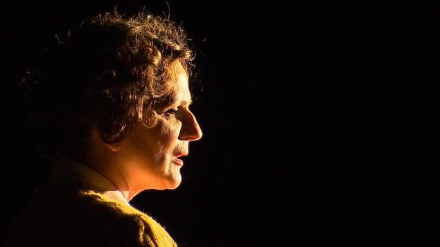 Marie-Thérèse Fortin incarne Gabrielle Roy dans «La détresse et l'enchantement» au TNM