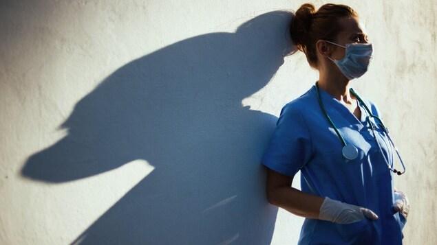 Vaccination des travailleurs de la santé : la notion de contrainte préoccupe dans l'Est