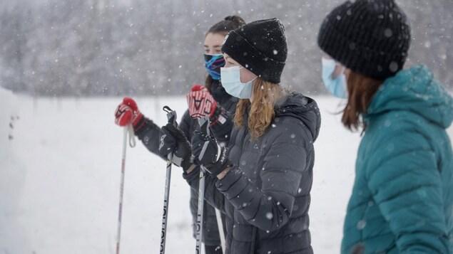 Les skieurs de fond étirent leur saison