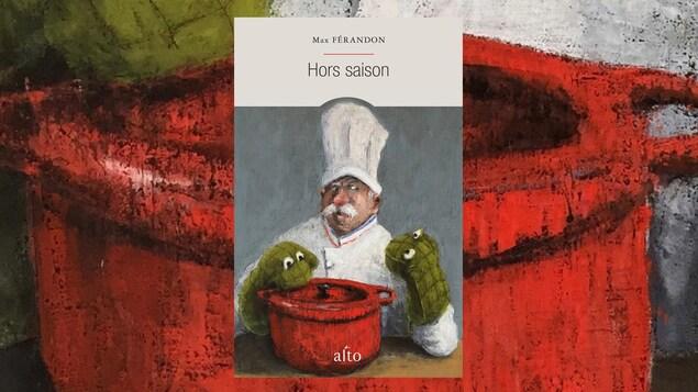 La couverture du livre Hors saison de Max Férandon