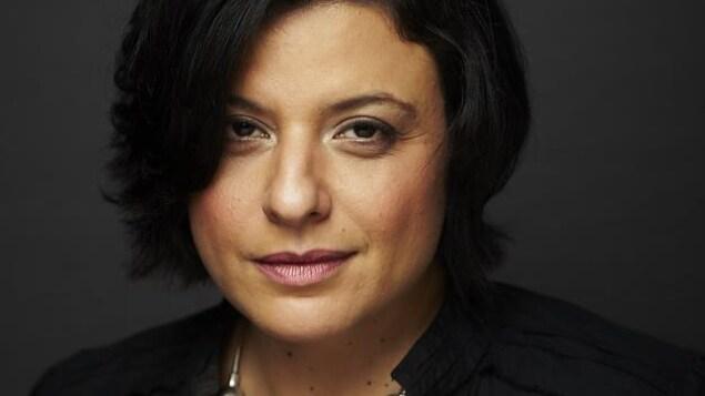 L'auteure Mélikah Abdelmoumen