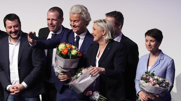 En crise, la Lorraine tentée par l'extrême droite