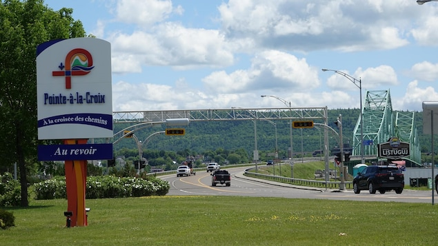 Nouvelles restrictions à la frontière Québec–Nouveau-Brunswick à partir du 22 septembre