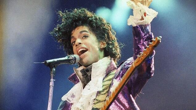 Prince en 1985