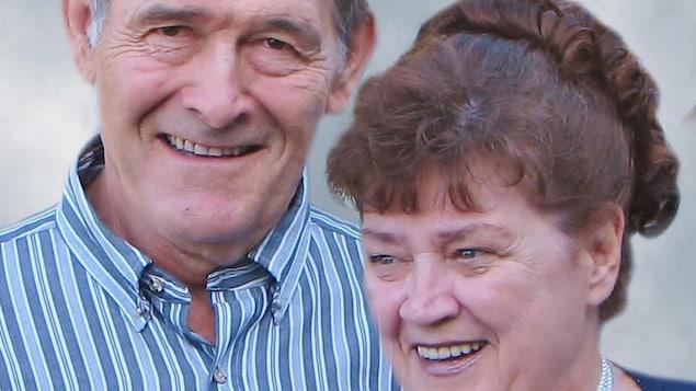 Photo du couple Rénald Roberge et Pierrette Laflamme