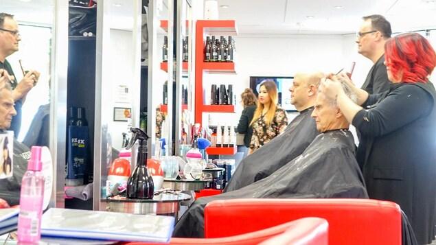 Pénurie de main-d\'oeuvre dans les salons de coiffure | ICI ...