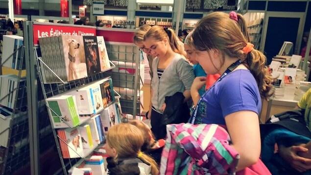 Le Salon du livre de Québec