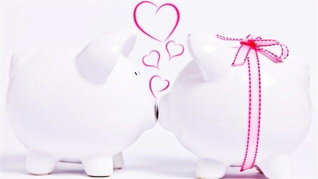 Finances et couple : heureux mariage?