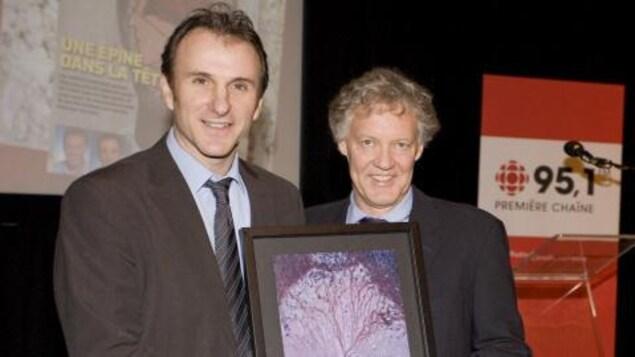 Les chercheurs Turecki et Meaney lauréats