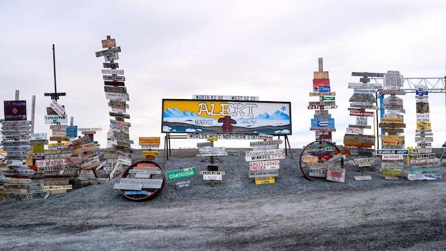 Vague de chaleur «sans précédent» au Nunavut