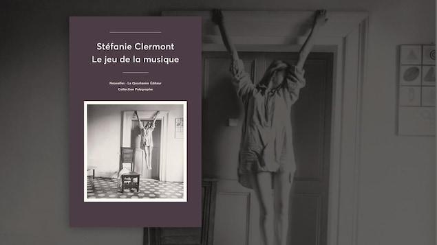 La couverture du livre « Le jeu de la musique » de Stéfanie Clermont