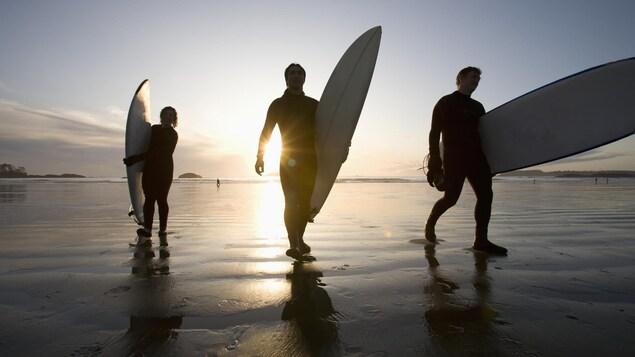 Les surfeurs devraient-ils porter un casque?