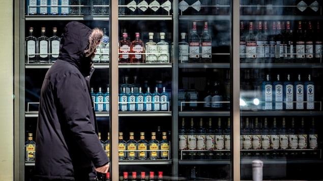 Un syndicat s'oppose au passeport vaccinal dans les magasins d'alcool en Saskatchewan