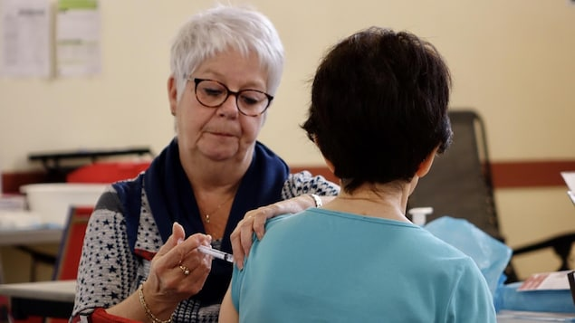 L'injection des 1resdoses offerte sans rendez-vous tous les jours au Bas-Saint-Laurent