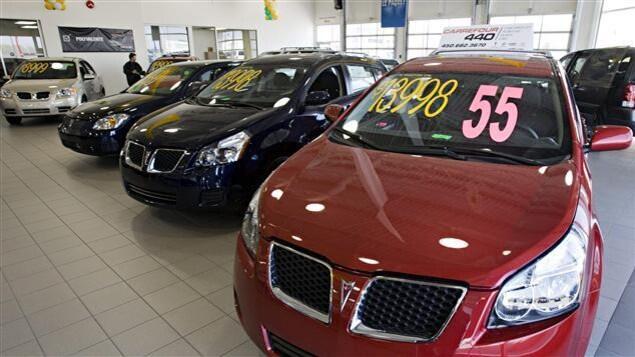 Automobiles les clients flou s en alberta devraient tre for Garage grand nord automobile nieppe