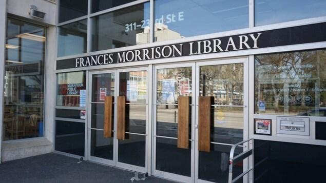 La preuve vaccinale ne sera pas requise pour visiter les bibliothèques de Saskatoon