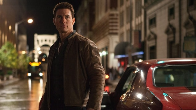 Tom Cruise dans le film Jack Reacher