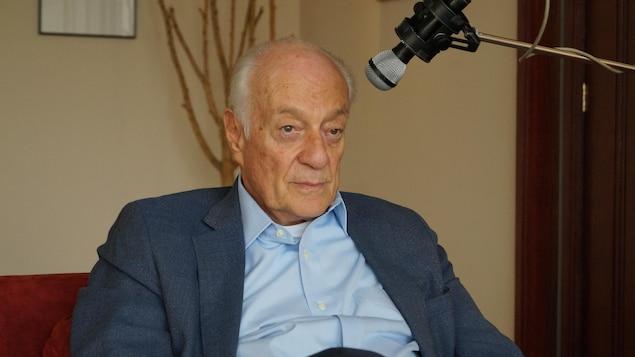 L'ex-diplomate et ambassadeur mexicain Andres Rozental